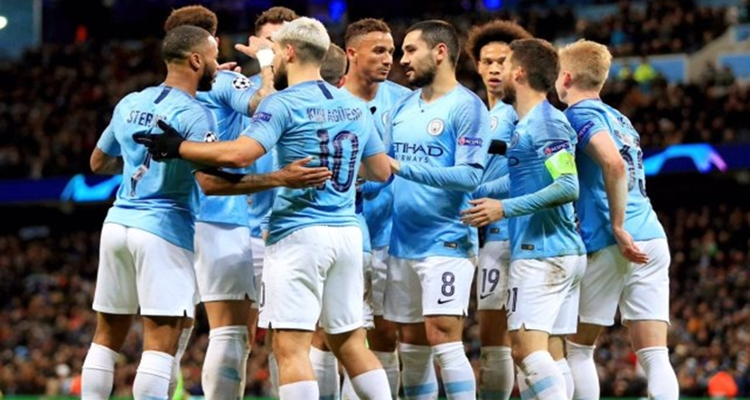 Champions League, favorito Manchester City