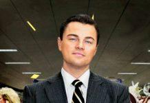 Di Caprio, El lobo de Wall Street