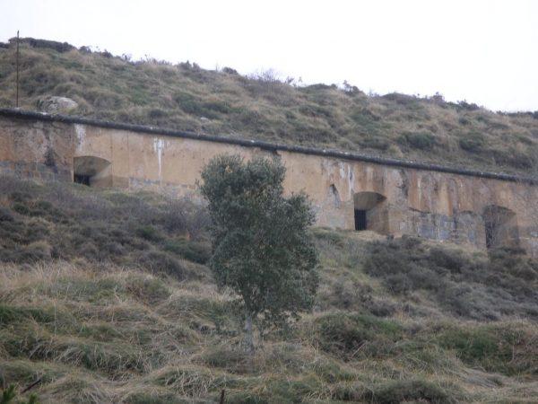 Fuerte de San Cristobal lugares abandonados
