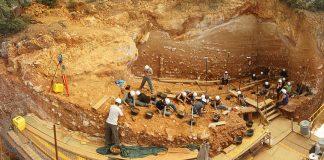 Yacimientos arqueológicos España