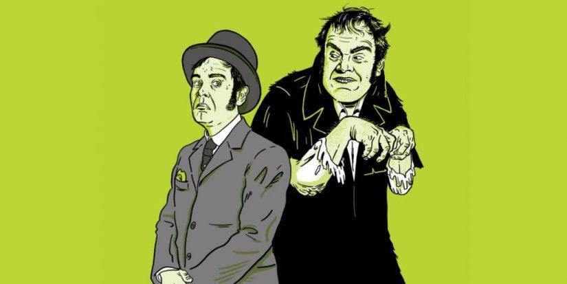 jekyll y mister hide en la pareja