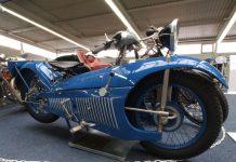 Majestic de 1929: motos raras