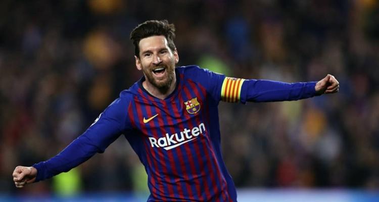 Messi, mejores salarios del deporte