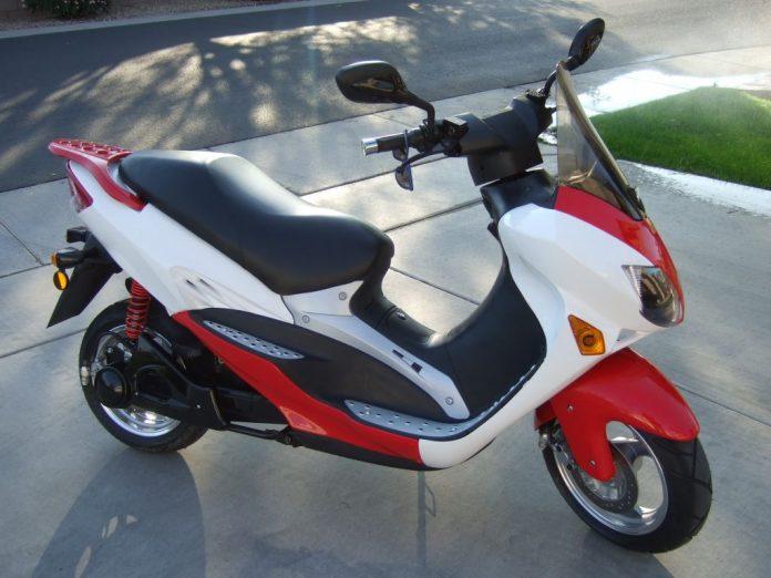 Motos eléctricas recargables