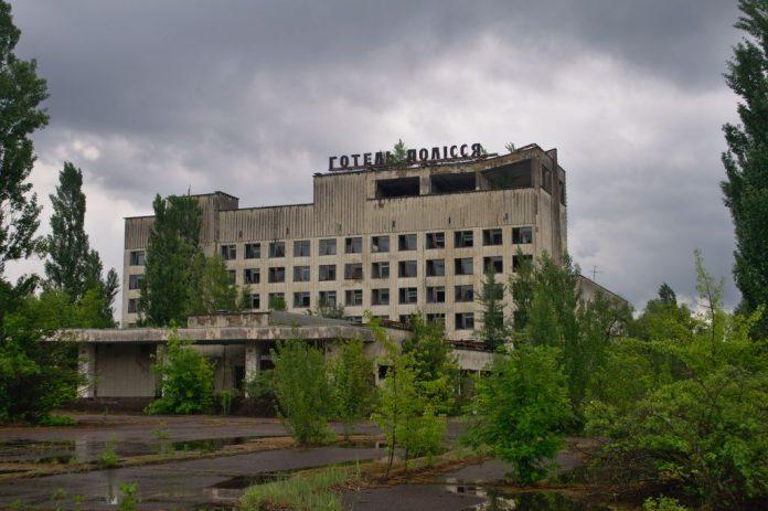 Hoteles abandonados, Prypiat