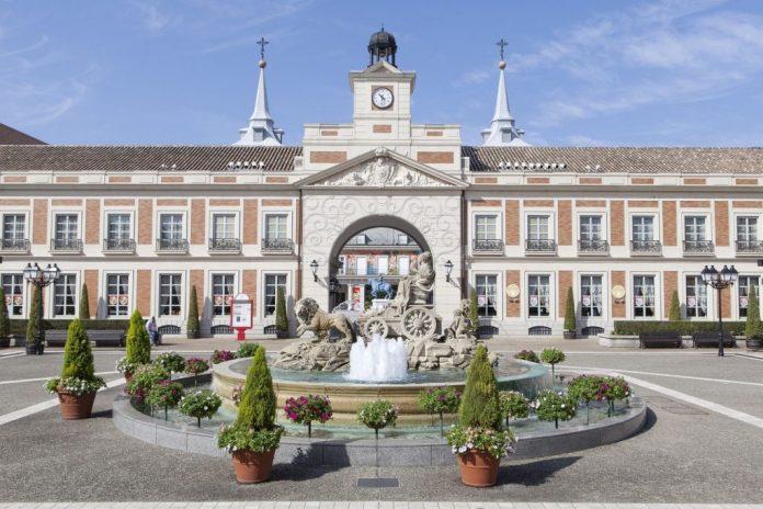 Puerta del sol Madrid, La Alhambra