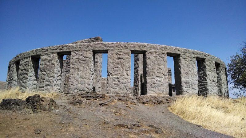 Stonehenge de hormigón