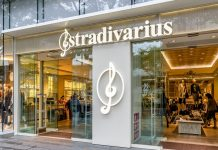 stradivarius tienda