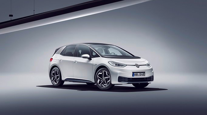 El grupo Volkswagen incrementa un 165% sus ventas de eléctricos