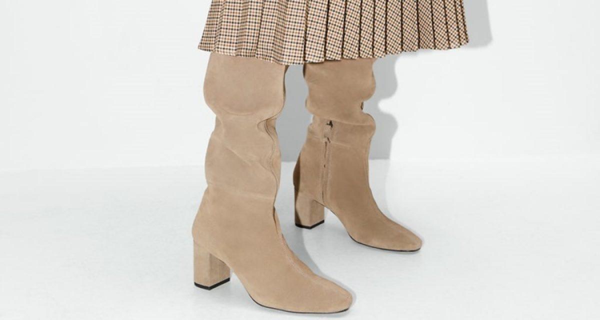 ✅ Así son las botas de Zara más espectaculares para el otoño