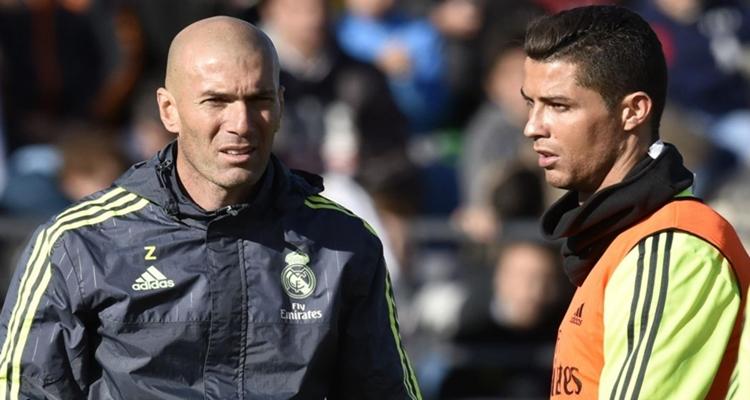 La plantilla exitosa del Real Madrid que tocó Zidane