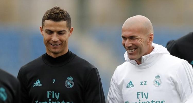 Zidane, Real Madrid. sin jugadores de peso a los que afrontar