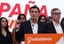 Albert Rivera elecciones ibex 35