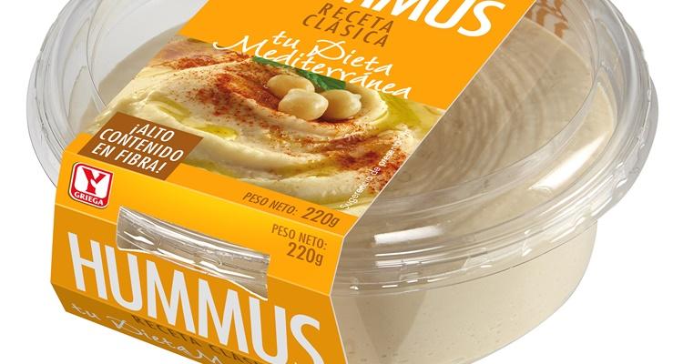 El hummus de Carrefour identico al de Mercadona