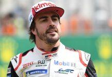 Fernando Alonso Dakar NASCAR