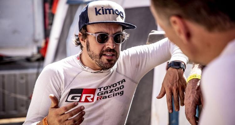 Trayectoria Fernando Alonso