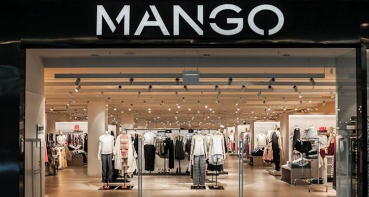 Franquicias de moda en Espana Mango