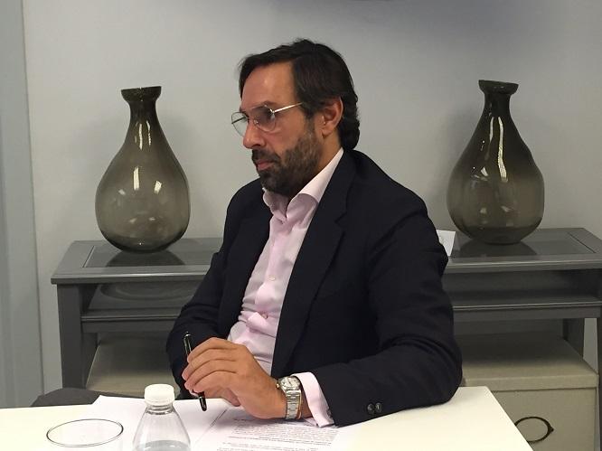 Julio Fernández, profesor del IEB.