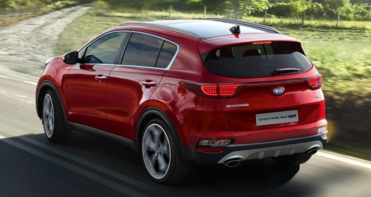 Kia Sportage un SUV lider en ventas