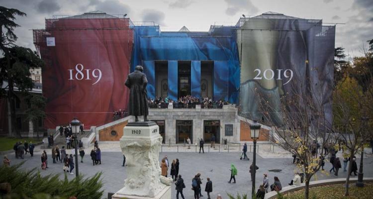 Los artistas del Museo del Prado