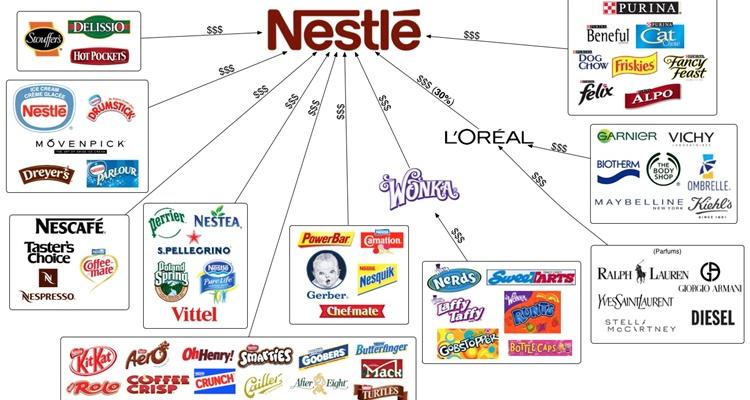 Nestle mucho mas que chocolate