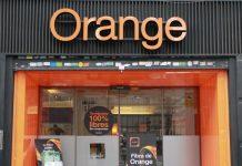 Orange torres telefonía separación