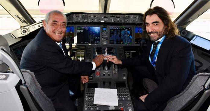 Globalia Air Europa Pepe Hidalgo y Javier Hidalgo