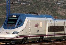 Renfe Ferrovial restauración AVE
