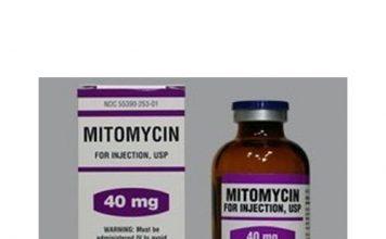 Sanidad retira Mitomycin-C