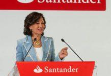 Santander única española relevancia