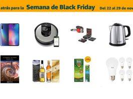 Semana de black Friday Amazon