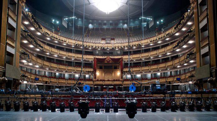 El Teatro Real presenta su plataforma 'My Opera Player'