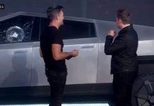 Tesla Cybertruck vídeo