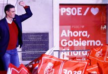 Vox Pedro Sánchez