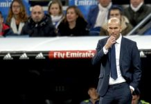 Candidatos al puesto de Zidane: Florentino banquillo