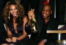 botellas de champan