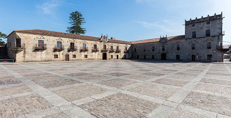 Plaza de Cambados: pueblos más bonitos de Instagram