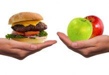 dieta saludable sobrepeso