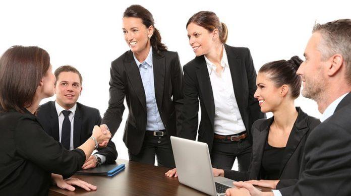 empresa presentación laboral