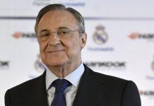 Florentino inversión futbolistas Real Madrid