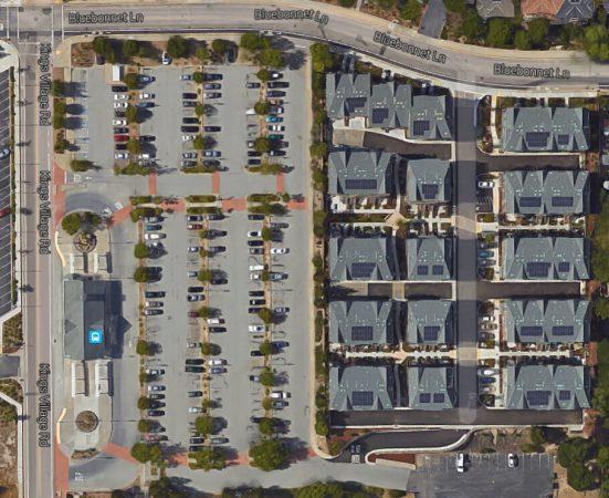 Google Maps aparcamiento