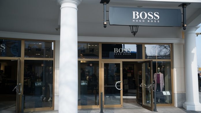 Hugo Boss El Corte Ingles