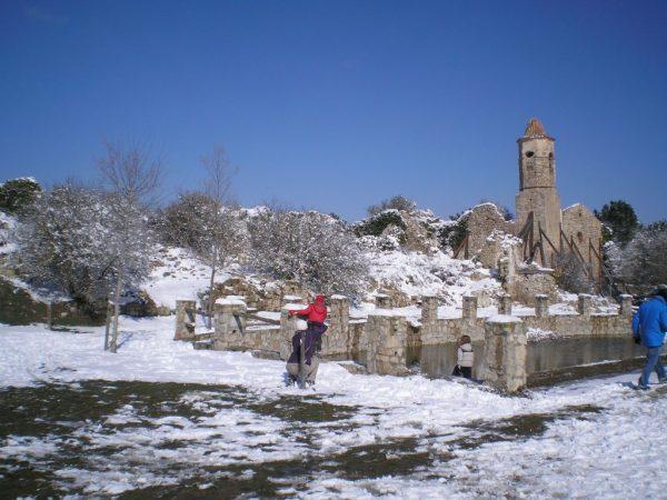 La Mussara, pueblos de España con leyendas