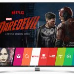 LG Smart TV con Netflix
