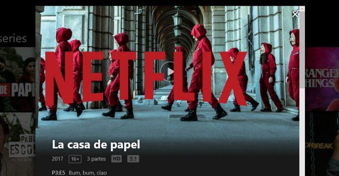 Netflixt series