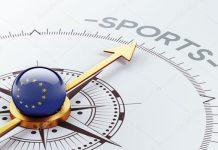 Gasto en deporte: países europeos
