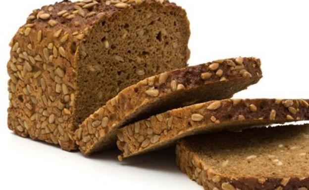 el pan integral es menos consumido que el pan blanco