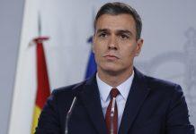 Pedro Sánchez campaña vapeo
