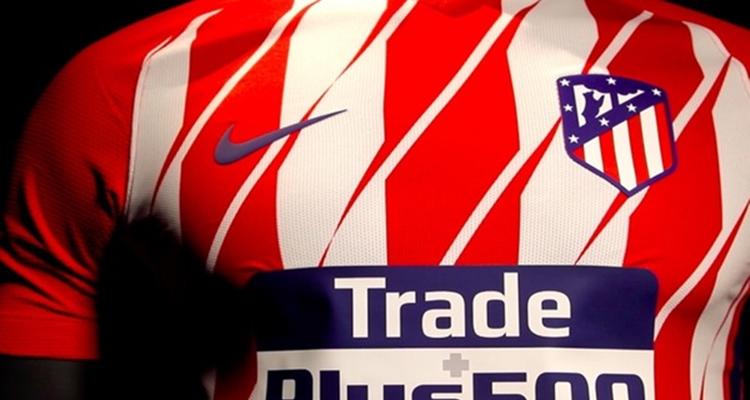 Nike, sponsor del Atlético de Madrid