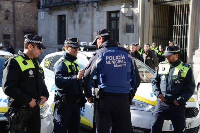 Policia Municipal de Madrid